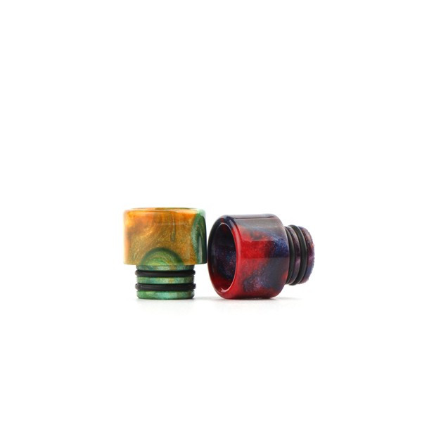 Drip Tip 510 Resin epoxy détails