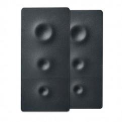 Panneaux Laqués Box Titanide Panache 3D Gouttes