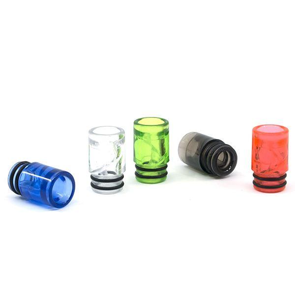 Drip Tips 510 Spiral