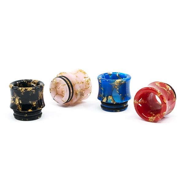 Drip Tips 810 Gold