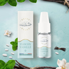 Flocon Vanillé 10ml Petit Nuage Pretty Cloud Roykin